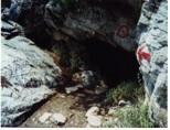 Πίν. 1. Άποψη της εισόδου