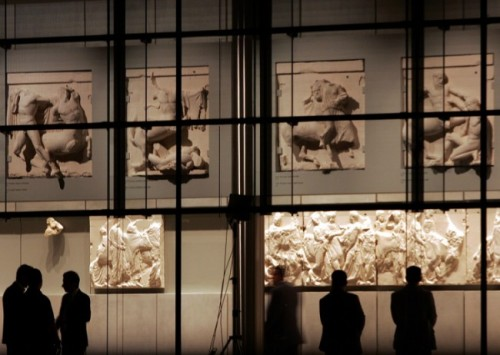 GREECE NEW ACROPOLIS MUSEUM
